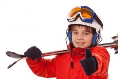 Dobór nart dla dzieci
