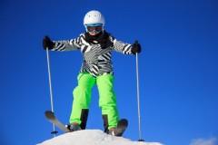 Gdzie i kiedy kupić narty dla dziecka