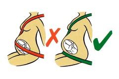 W ciąży za kierownicą - jak zapinać pasy w ciąży i inne porady