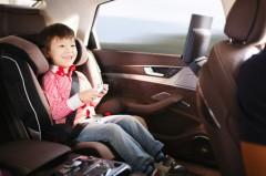 Porady dla podróżujących samochodem z dzieckiem