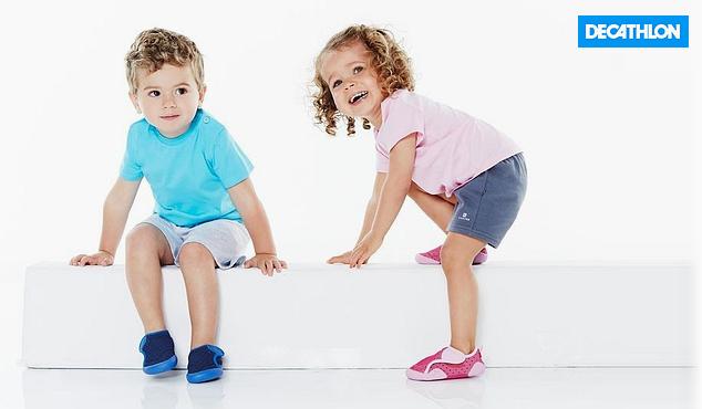 Decathlon - sportowa odzież dla dzieci